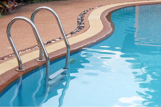Pool Leiter mixta