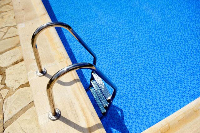 Pool Leiter Weitholm